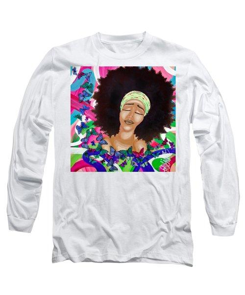 Balinda Long Sleeve T-Shirt