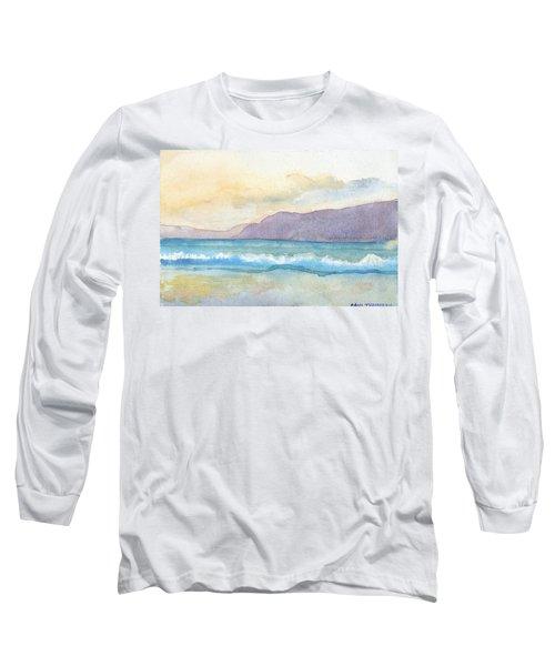 Ballenskelligs Beach Long Sleeve T-Shirt