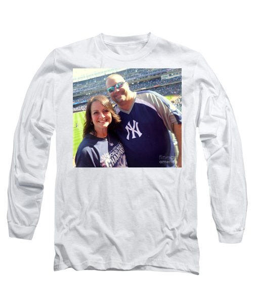 Ballgame1 Long Sleeve T-Shirt