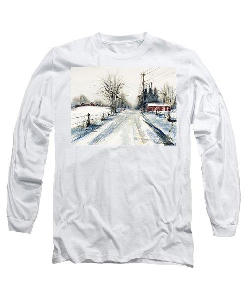 Ballina Road Long Sleeve T-Shirt