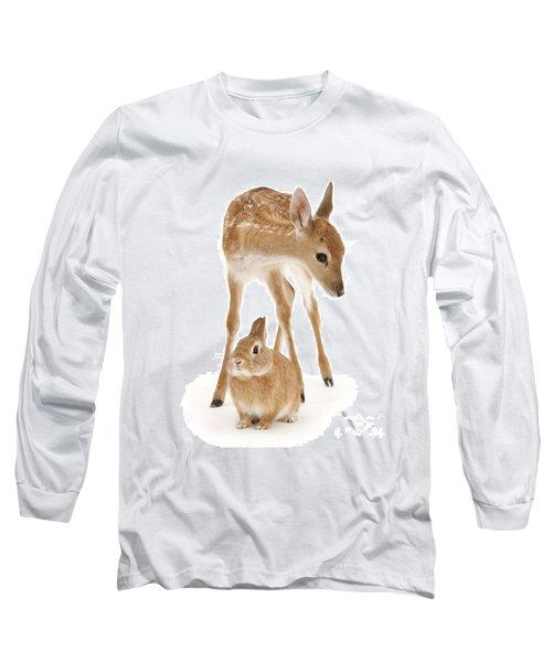 Bambi And Thumper Long Sleeve T-Shirt