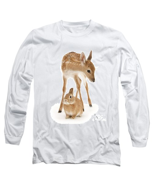 Bambi And Thumper Long Sleeve T-Shirt