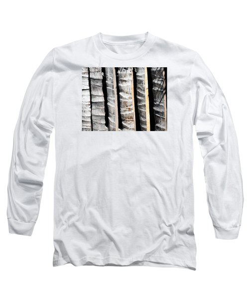Bamboo Fence Long Sleeve T-Shirt