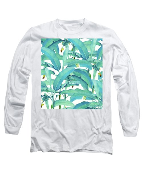 Banana Forest Long Sleeve T-Shirt