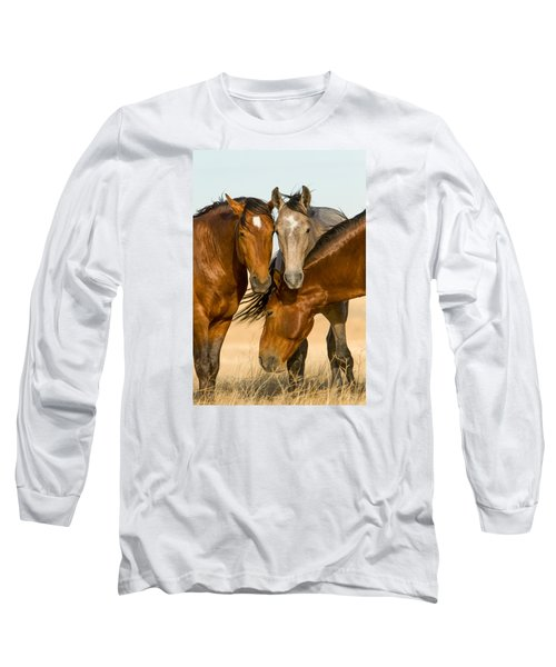 Band Of Brothers Long Sleeve T-Shirt