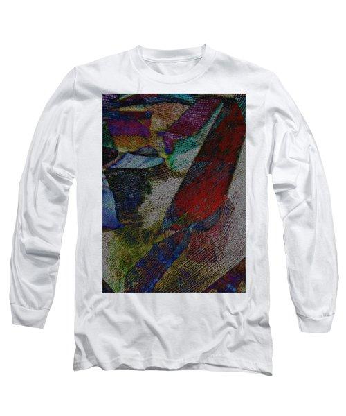 Bandages And Chalk Long Sleeve T-Shirt