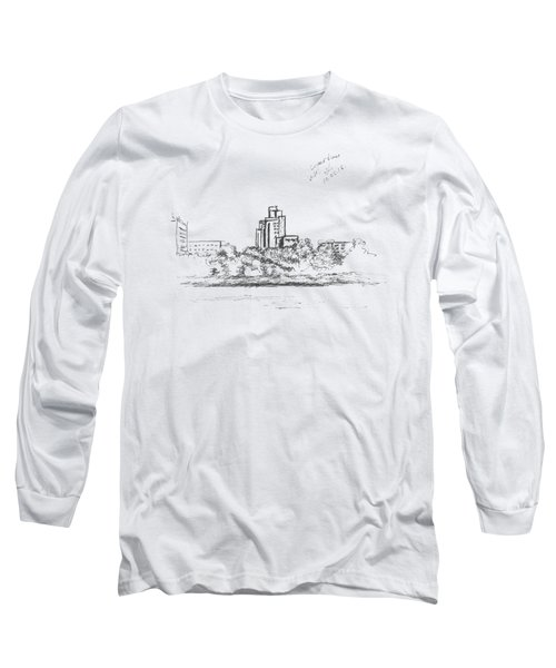 Bank Of The River Oka. 10 May, 2016 Long Sleeve T-Shirt