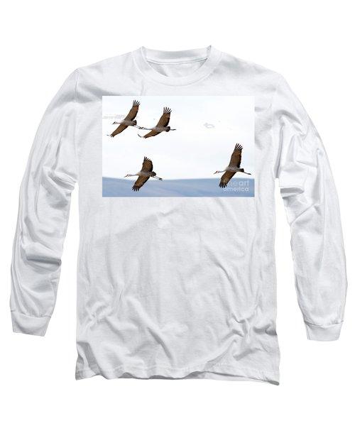 Bank Right Long Sleeve T-Shirt