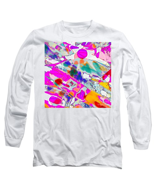 Banner In The Breeze Long Sleeve T-Shirt