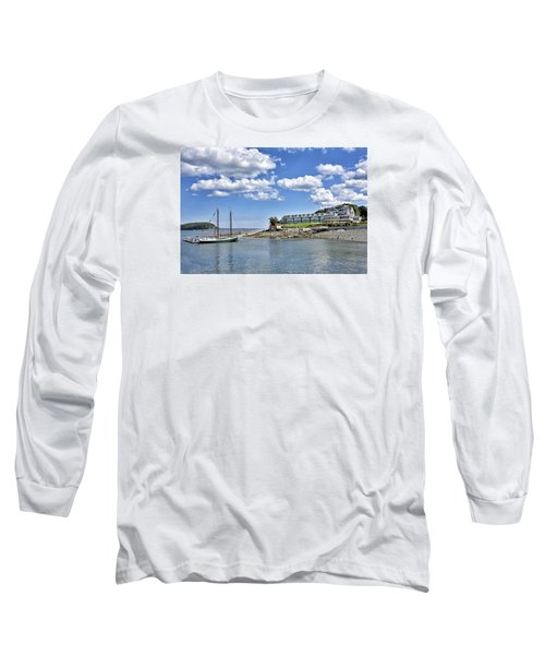 Bar Harbor Inn - Maine Long Sleeve T-Shirt
