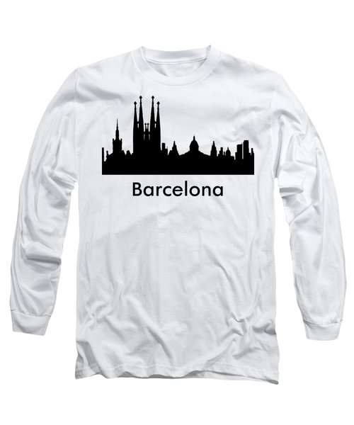 Barcelona Long Sleeve T-Shirt