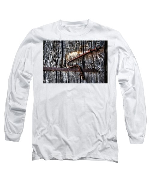 Barn Lock Long Sleeve T-Shirt
