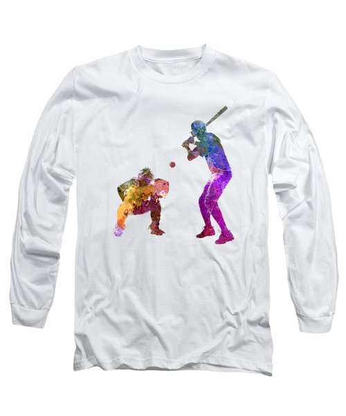 Baseball Players 01 Long Sleeve T-Shirt