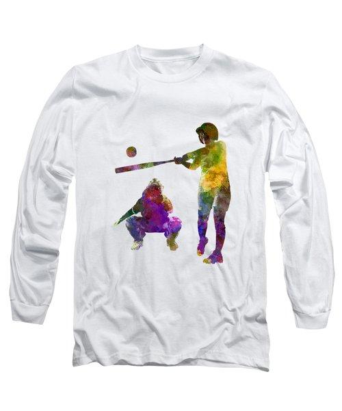 Baseball Players 02 Long Sleeve T-Shirt