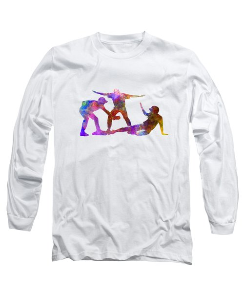 Baseball Players 03 Long Sleeve T-Shirt