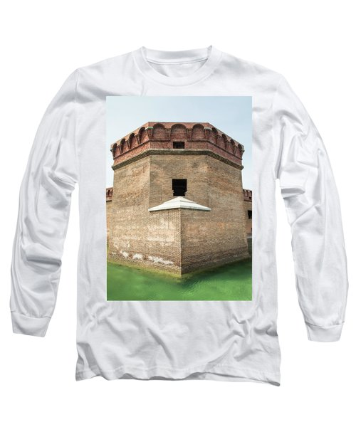 Bastion At Ft Jefferson Long Sleeve T-Shirt