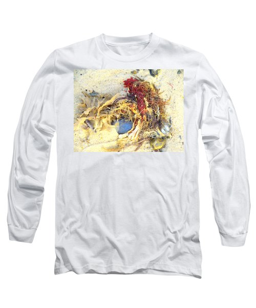 Beach Art Long Sleeve T-Shirt