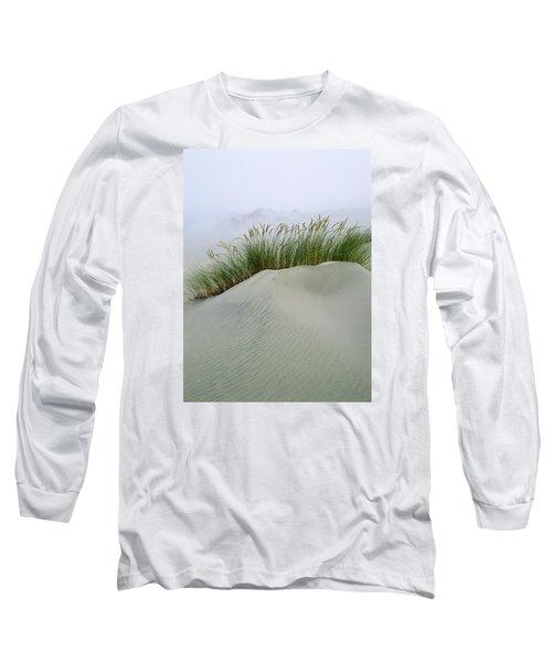 Beach Grass And Dunes Long Sleeve T-Shirt
