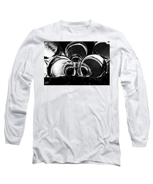 Beach Pipes Long Sleeve T-Shirt