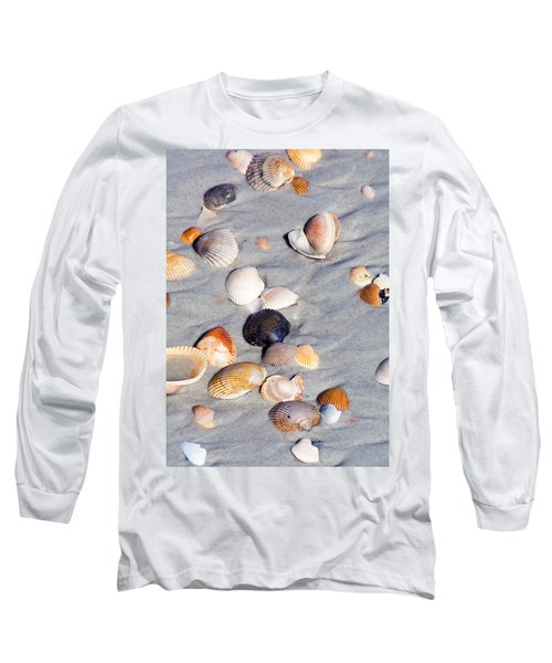 Beach Shells Long Sleeve T-Shirt