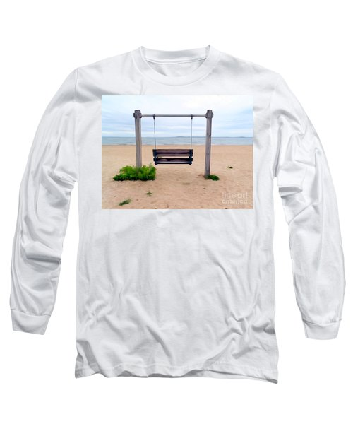 Beach Swing Long Sleeve T-Shirt