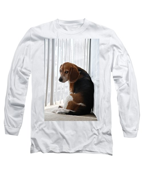 Beagle Attitude Long Sleeve T-Shirt