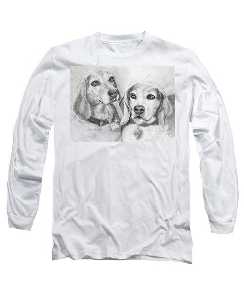 Beagle Boys Long Sleeve T-Shirt