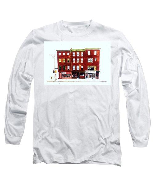 Bean Pies Long Sleeve T-Shirt