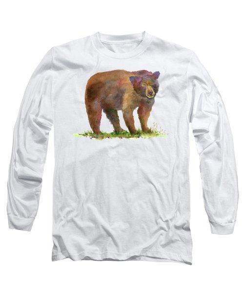 Bear In Mind Long Sleeve T-Shirt