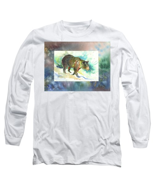Bear I Long Sleeve T-Shirt