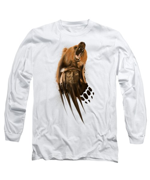 Bear Spirit  Long Sleeve T-Shirt