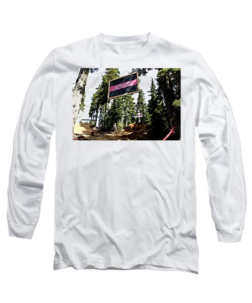 Bearclaw Sponsorship Long Sleeve T-Shirt