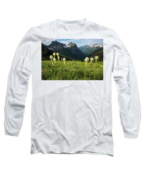 Beargrass - Glacier Np Long Sleeve T-Shirt