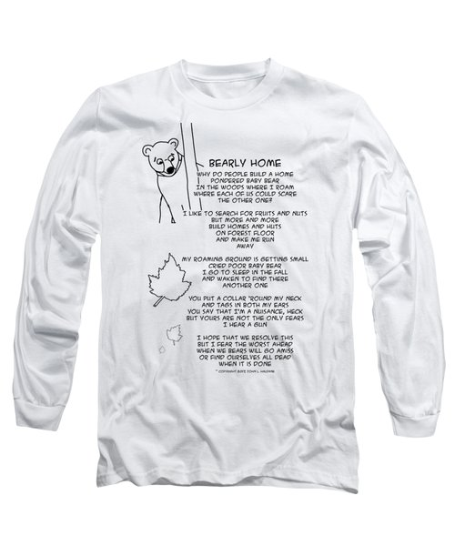 Bearly Home Long Sleeve T-Shirt