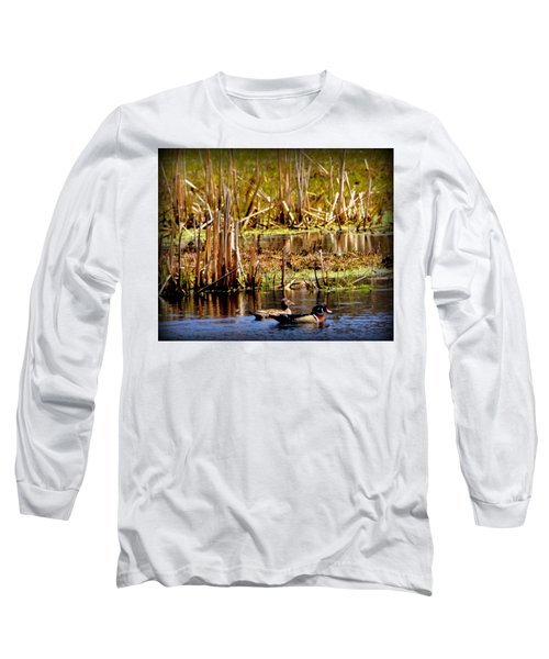 Beautiful And Unique Long Sleeve T-Shirt