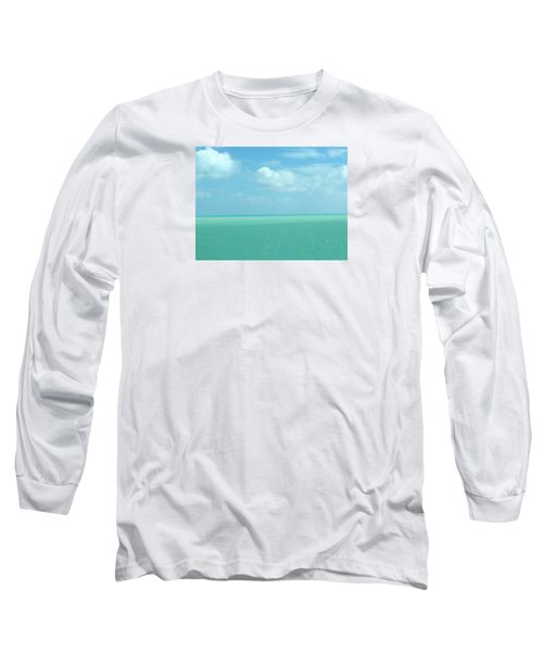 Beautiful Waters Long Sleeve T-Shirt by Robin Regan