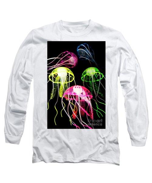 Beauty In Black Seas Long Sleeve T-Shirt