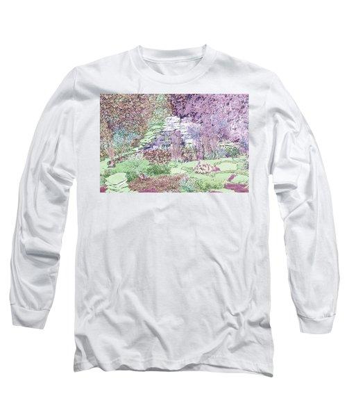 Beckie's Magic Garden Long Sleeve T-Shirt