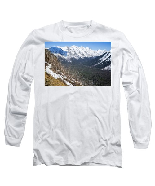 Beckoning Valley Long Sleeve T-Shirt