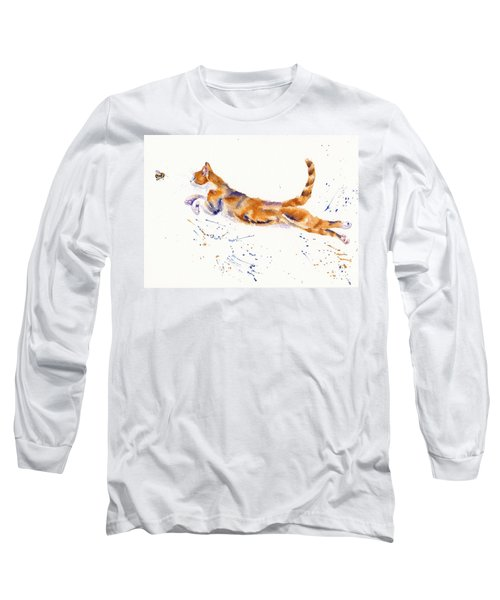 Bee Airborne Long Sleeve T-Shirt