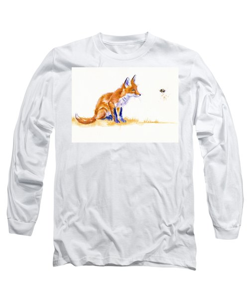 Bee Important Long Sleeve T-Shirt