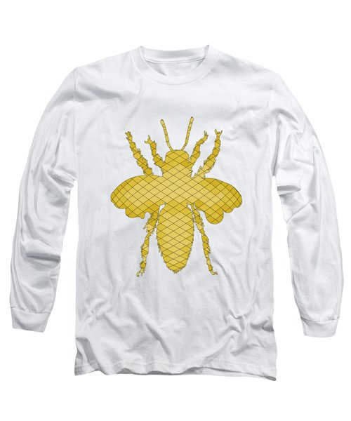 Bee Long Sleeve T-Shirt by Mordax Furittus