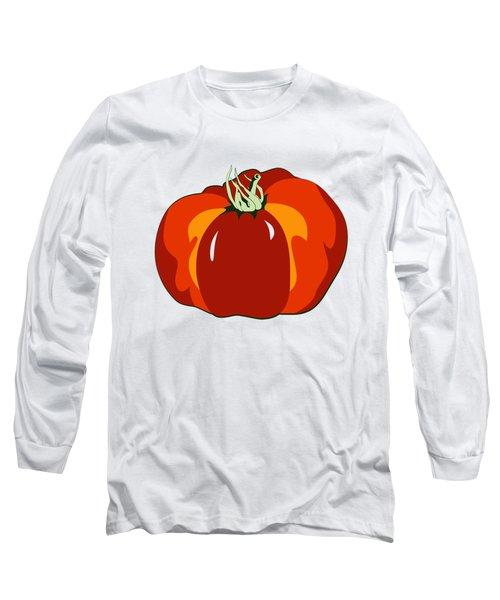 Beefsteak Tomato Long Sleeve T-Shirt