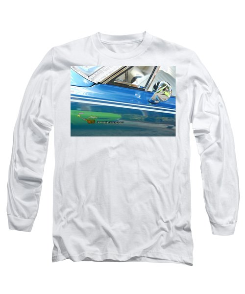 Beep Beep Hot Rod Long Sleeve T-Shirt