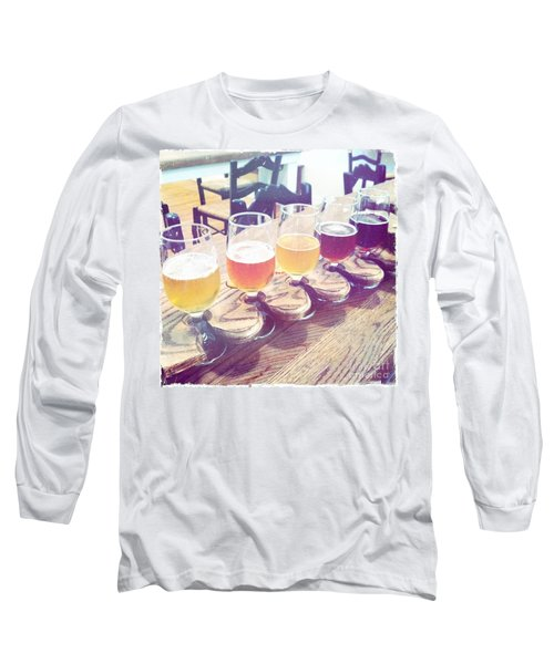 Beer Flight Long Sleeve T-Shirt