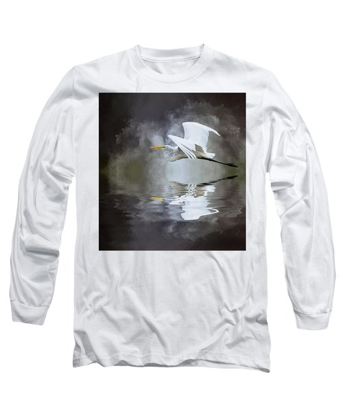 Before The Storm Long Sleeve T-Shirt by Cyndy Doty