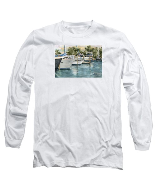 Beginning Another Great Day Long Sleeve T-Shirt