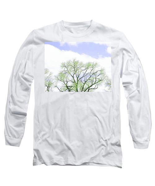 Beginnings Long Sleeve T-Shirt by Lenore Senior