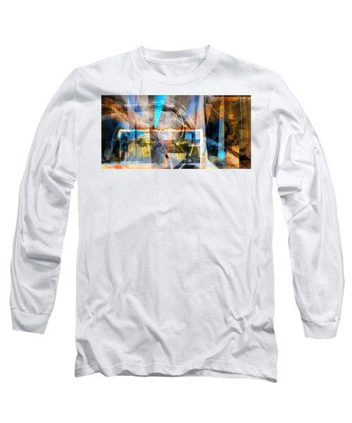 Behind A Dream Long Sleeve T-Shirt