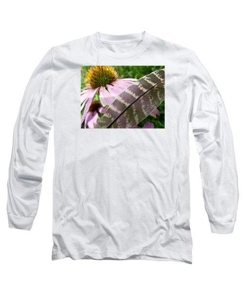 Behind A Veil Long Sleeve T-Shirt by Tim Good